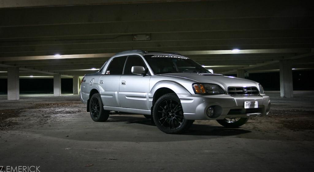 Car Of The Week Robs 2006 Subaru Baja Brokenspeed